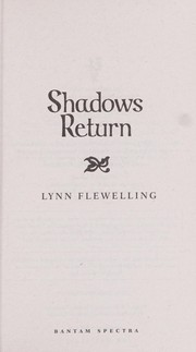Cover of: Shadows Return
