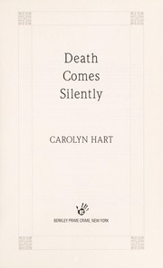 Cover of: Death comes silently