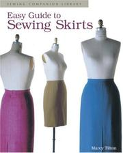Cover of: Easy guide to sewing skirts
