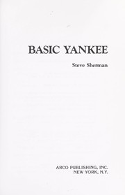 Cover of: Basic Yankee