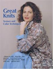 Cover of: Great Knits | Threads Editors