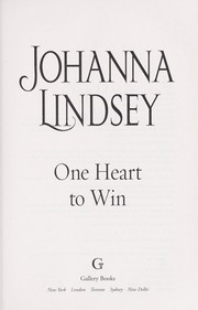 Cover of: One heart to win | Johanna Lindsey