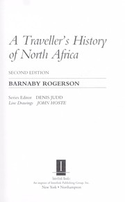 Cover of: A traveller