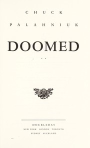 Cover of: Doomed