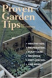 Cover of: Proven Garden Tips (Best of Fine Gardening)