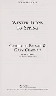 Winter turns to spring