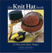 Cover of: The knit hat book | Nicky Epstein