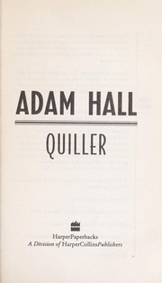 Cover of: Quiller