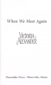 Cover of: When we meet again