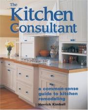 Cover of: The kitchen consultant | Herrick Kimball