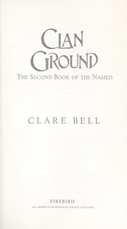 Cover of: Clan ground |