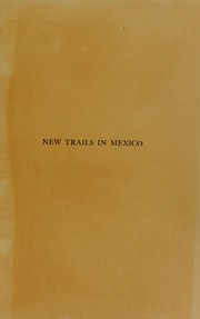 Cover of: New trails in Mexico