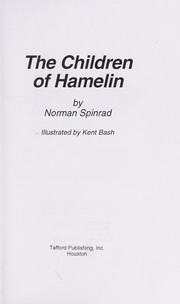 Cover of: The Children of Hamelin