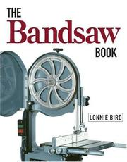 Cover of: The Bandsaw Book