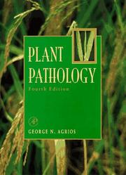Plant pathology by George N. Agrios