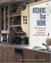 Cover of: Kitchens That Work