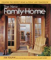 Cover of: The new family home