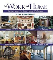 Cover of: At Work At Home