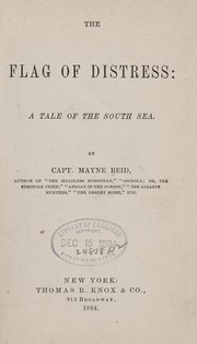 Cover of: The flag of distress
