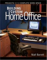 Cover of: Building the custom home office