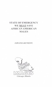 Cover of: State of Emergency: We Must Save African American Males