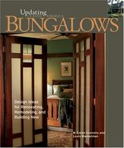 Cover of: Bungalows: Design Ideas for Renovating, Remodeling, and Building New (Updating Classic America)
