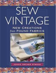 Cover of: Sew Vintage