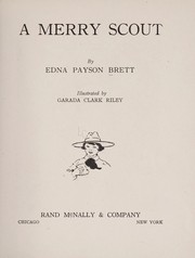 Cover of: A merry scout