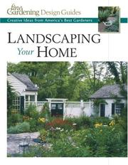 Cover of: Landscaping Your Home