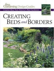 Cover of: Creating Beds and Borders