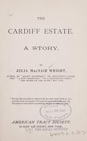 Cover of: The Cardiff estate