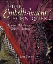 Cover of: Fine Embellishment Techniques