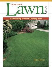 Cover of: Taunton's Lawn Guide