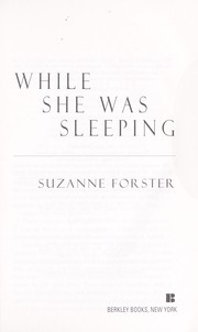 Cover of: While she was sleeping
