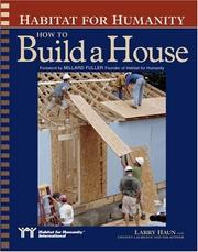 Cover of: Habitat for Humanity | Larry Haun