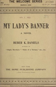 Cover of: My lady's banner