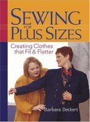 Cover of: Sewing for Plus Sizes
