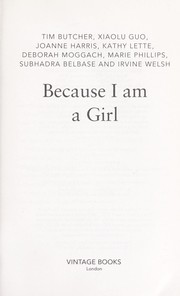 Cover of: Because I am a girl