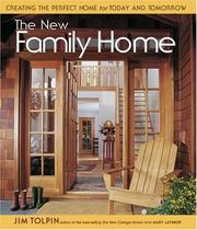 Cover of: New Family Home