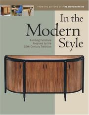 Cover of: In the Modern Style