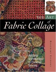 Cover of: The Art of Fabric Collage