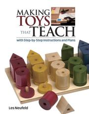 Cover of: Making Toys That Teach