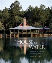 Cover of: A House on the Water