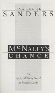 Cover of: McNally