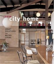 Cover of: The New City Home