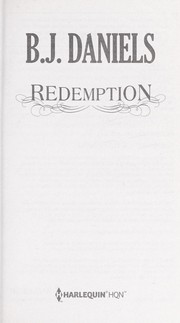 Cover of: Redemption | B. J. Daniels