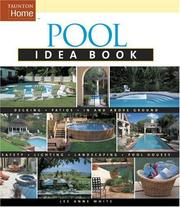 Cover of: Pool Idea Book | Lee Anne White
