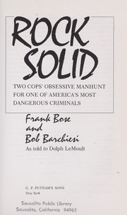 Cover of: Rock solid | Frank Bose
