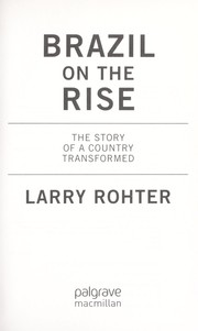 Cover of: Brazil on the rise | Larry Rohter
