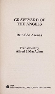 Cover of: Graveyard of the Angels
